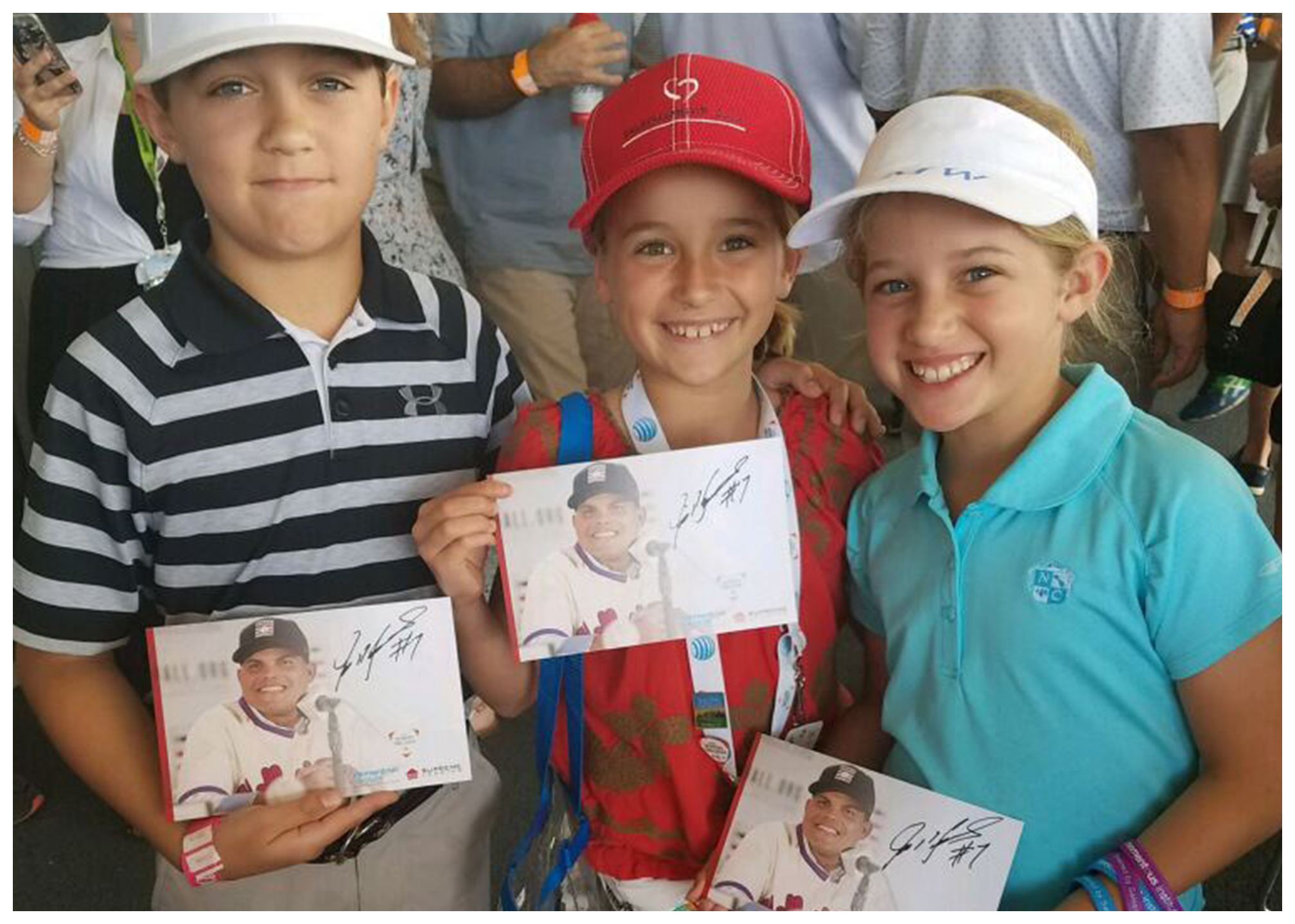 "Supreme Lending - Children Attending Ivan ""Pudge"" Rodriguez Event"